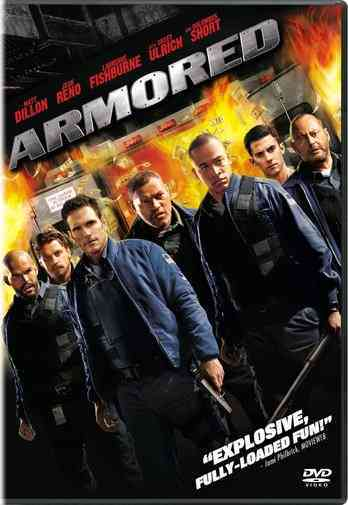 ARMORED BY DILLON,MATT (DVD)